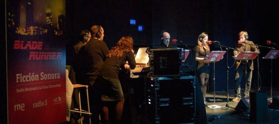 Ficción sonora en RTVE: Blade Runner