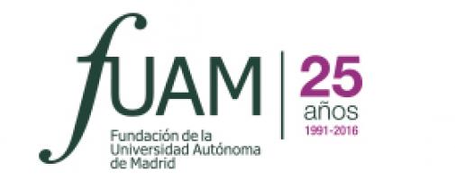 Logo de la Fundación de la Universidad Autónoma de Madrid