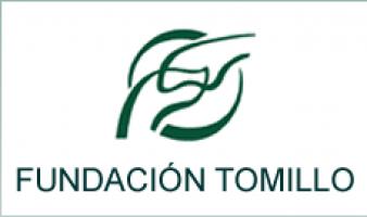 Logo de la Fundación Tomillo