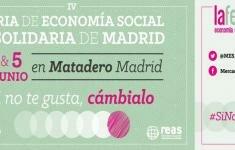 La IV Feria del Mercado Social de Madrid