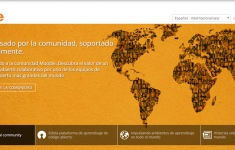 Moodle, el software para la gestión de cursos on line