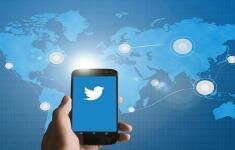 Smartphone y Twitter
