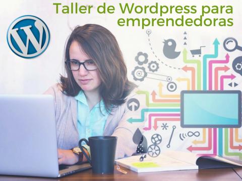 "Taller ""Crea tu web con WordPress"""